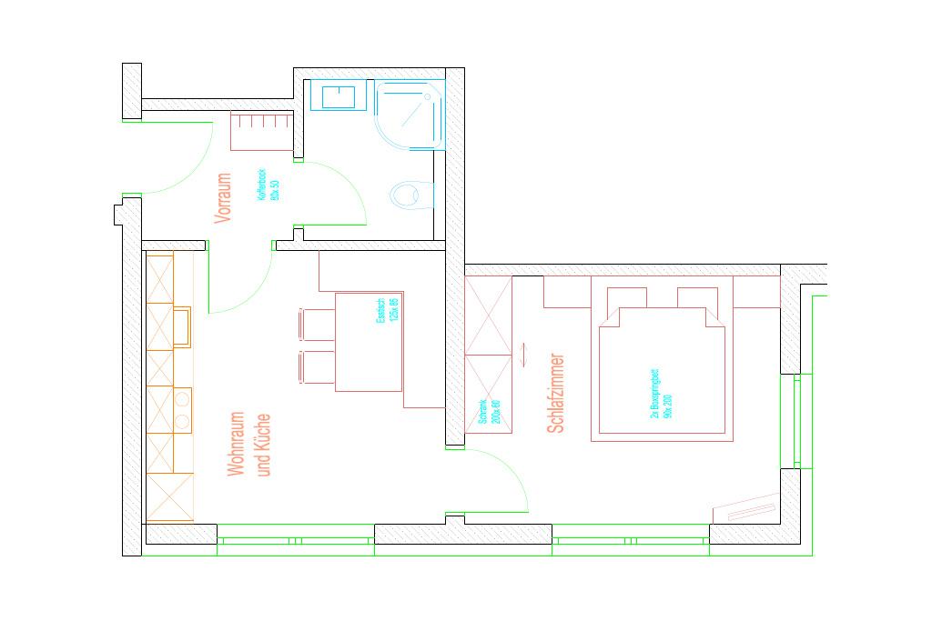 Appartement U1